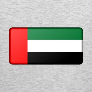 United Arab Emirates Flag Sportswear - Men's Premium Tank