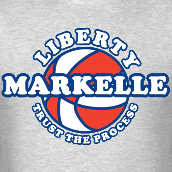 Liberty Markelle T-Shirts - Men's T-Shirt
