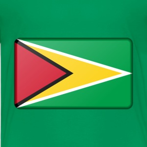 Guyana Flag Baby & Toddler Shirts - Toddler Premium T-Shirt