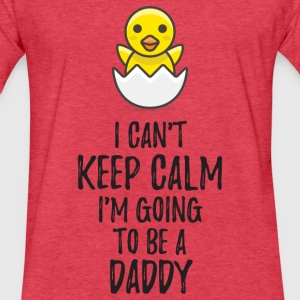 I'm Going to be a Daddy T-Shirts - Fitted Cotton/Poly T-Shirt by Next Level