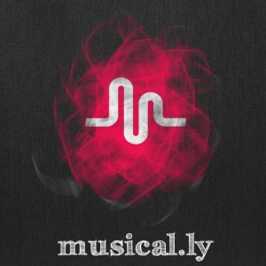 Musical.ly Emptiness Bags & backpacks - Tote Bag