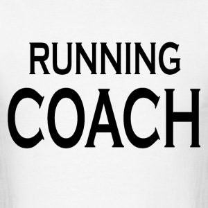 Running Coach - Men's T-Shirt