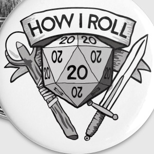How I Roll D&D - Large Buttons