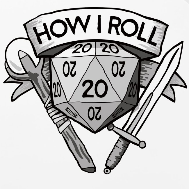 How I Roll d20 Dungeons & Dragons