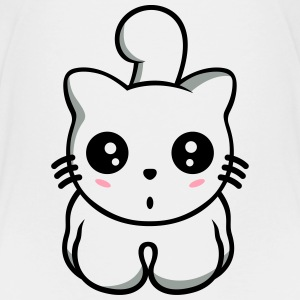 Kitty cat transparent Baby & Toddler Shirts - Toddler Premium T-Shirt