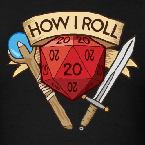 How I Roll D&D DND