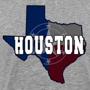 Houston Texas T-Shirt - Men's Premium T-Shirt