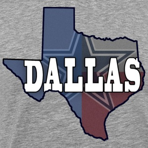 Dallas Texas T-Shirt - Men's Premium T-Shirt