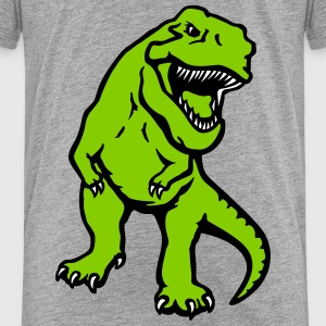 T-rex dinosaur opaque Baby & Toddler Shirts - Toddler Premium T-Shirt