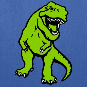T-rex dinosaur opaque Bags & backpacks - Tote Bag