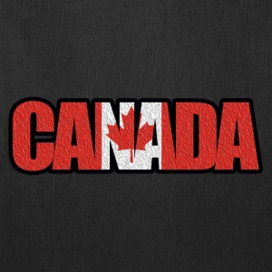 Canada Words Bags & backpacks - Tote Bag