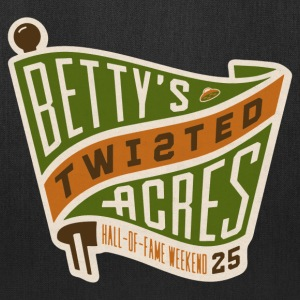 Betty's Twisted Acres HOF25 Tote - Tote Bag
