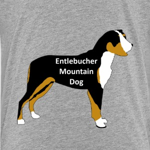 EMD color name silhouette - Kids' Premium T-Shirt