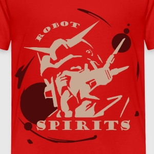 The Robot Spirits - Toddler Premium T-Shirt