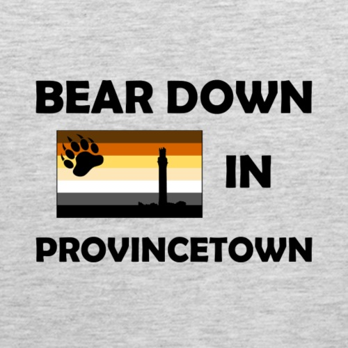 Bear Down in Provincetown