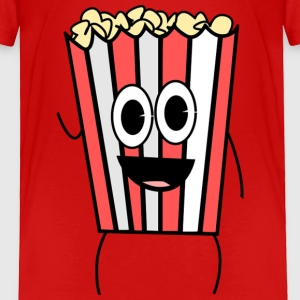 Happy Popcorn Baby & Toddler Shirts - Toddler Premium T-Shirt