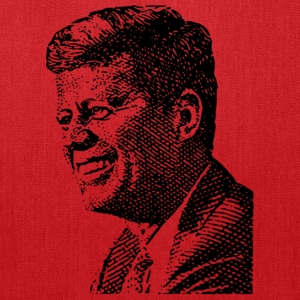 John F Kennedy Bags & backpacks - Tote Bag
