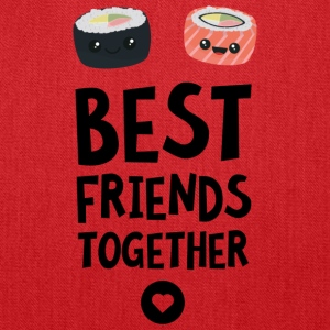 Sushi Best friends Heart Svbua Bags & backpacks - Tote Bag