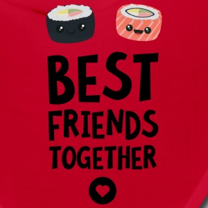 Sushi Best friends Heart Svbua Caps - Bandana