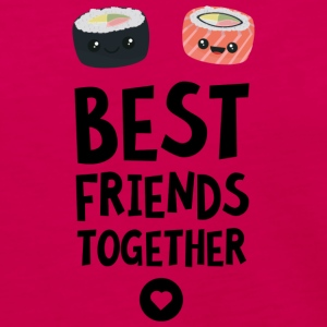 Sushi Best friends Heart Svbua Long Sleeve Shirts - Women's Premium Long Sleeve T-Shirt