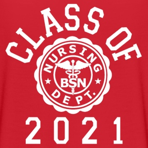 Class Of 2021 BSN T-Shirts - Women's Flowy T-Shirt