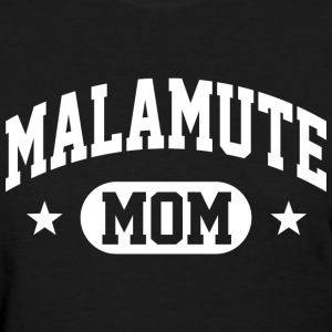 Malamute Mom T-Shirts - Women's T-Shirt