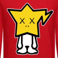 Design ~ Star HEad Crewneck Sweatshirt
