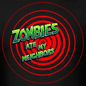 Zombies Ate My Neighbors - Men's T-Shirt