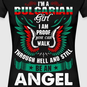 I Am A Bulgarian Girl T-Shirts - Women's Premium T-Shirt