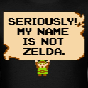 My Name Is Not Zelda - Men's T-Shirt