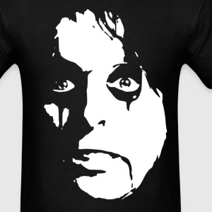 Prince Of Shock Rock - Men's T-Shirt