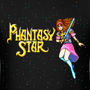 Phantasy Star - Men's T-Shirt