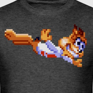 Bubsy Gliding - Men's T-Shirt