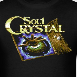 Soul Crystal - Men's T-Shirt