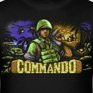 Commando - Men's T-Shirt