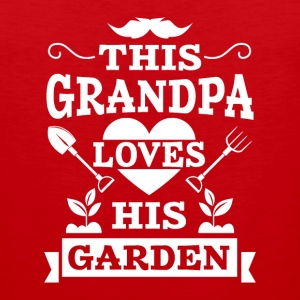 This Grandpa loves his Ga Sportswear - Men's Premium Tank