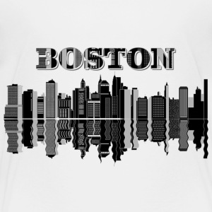 Boston City Baby & Toddler Shirts - Toddler Premium T-Shirt