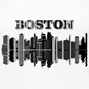 Boston City Long Sleeve Shirts - Women's Premium Long Sleeve T-Shirt