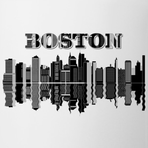 Boston City Mugs & Drinkware - Coffee/Tea Mug