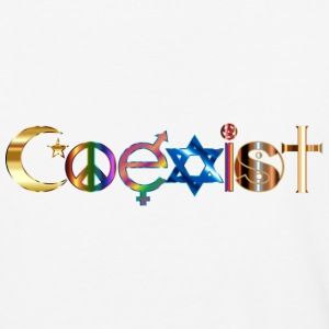 Coexist T-Shirts - Baseball T-Shirt
