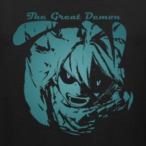 The Lord of Great Demon - Men's Premium Tank