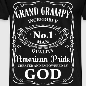 Grand Grampy - Men's Premium T-Shirt