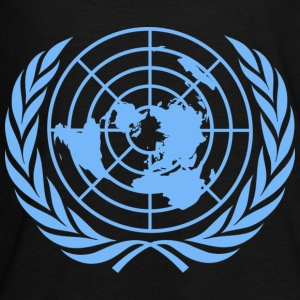 United Nations Symbol Kids' Shirts - Kids' Premium Long Sleeve T-Shirt