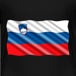 Slovenia Flag Baby & Toddler Shirts - Toddler Premium T-Shirt