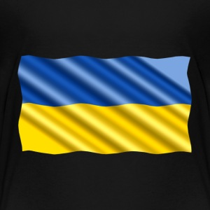 Ukraine Flag Baby & Toddler Shirts - Toddler Premium T-Shirt