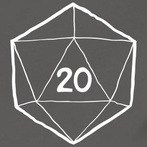 Fantasy Dice d20 Critical Hit