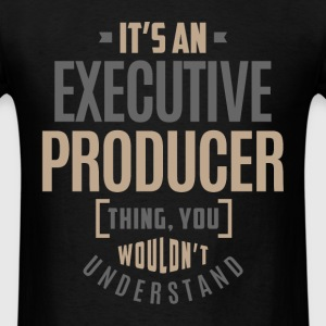 Executive Producer - Men's T-Shirt