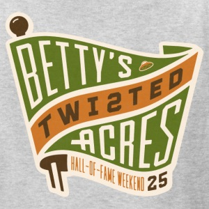 Betty's Twisted Acres HOF25 Kids Double Sided Shir - Kids' T-Shirt