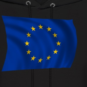 European Union Flag Hoodies - Men's Hoodie