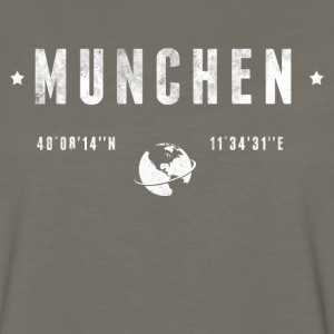 Munchen Long Sleeve Shirts - Men's Premium Long Sleeve T-Shirt